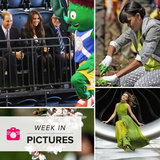 Will and Kate Visit Scotland, FLOTUS Has a Green Thumb, and the World Celebrates Easter