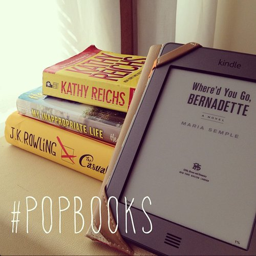I loved Where'd You Go, Bernadette and already had a pile of books to read next once I finished it.