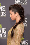 Selena Gomez at the MTV Movie Awards