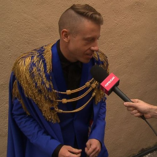 Macklemore MTV Movie Awards Interview | Video
