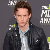 Eddie Redmayne Pictures at 2013 MTV Movie Awards