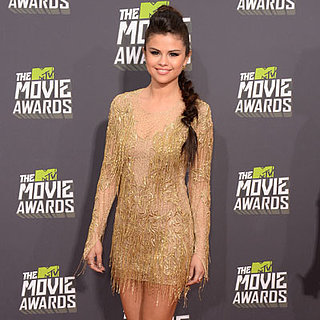 MTV Movie Awards Red Carpet Arrivals 2013