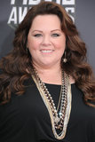 Melissa McCarthy at the MTV Movie Awards.