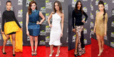 2013 MTV Movie Awards: Who Wore What