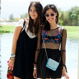 61 of the Best Street Style Snaps from Coachella 2013