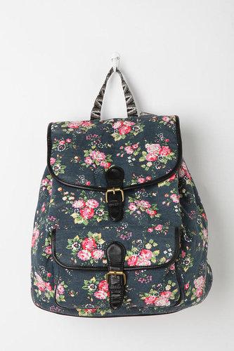 Deux Lux Floral Dot Backpack