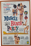 Muscle Beach Party, 1964