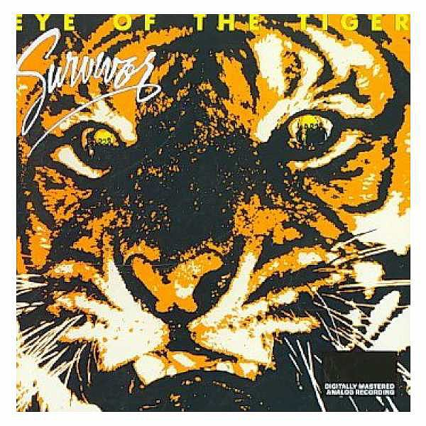"""Eye of the Tiger"" by Survivor"