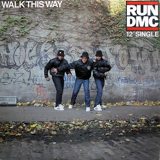 Run DMC Walk This Way