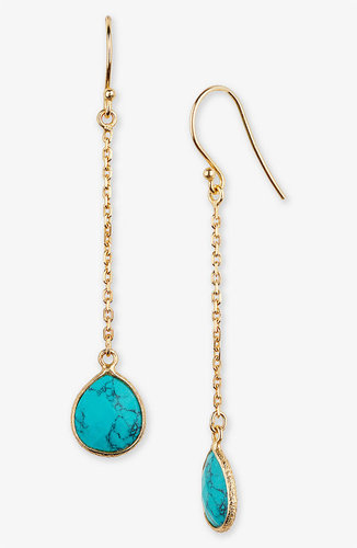 Argento Vivo 'Bauble Bar' Linear Earrings (Nordstrom Exclusive)