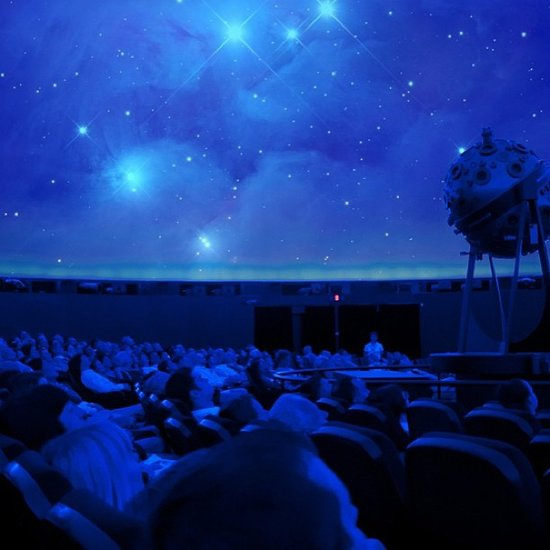 See the (Planetarium) Stars