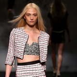 Runway Review & Pictures of Aje SS 2014 MBFWA Show