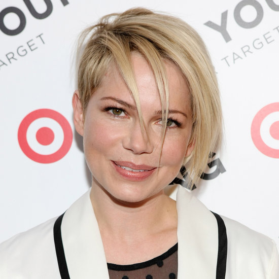 Michelle Williams's Punk Pixie