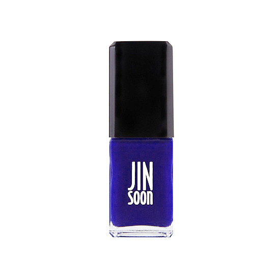 There's nothing timid about JinSoon Blue Iris ($18). This shocking shade of cobalt provides a pop of the unexpected.