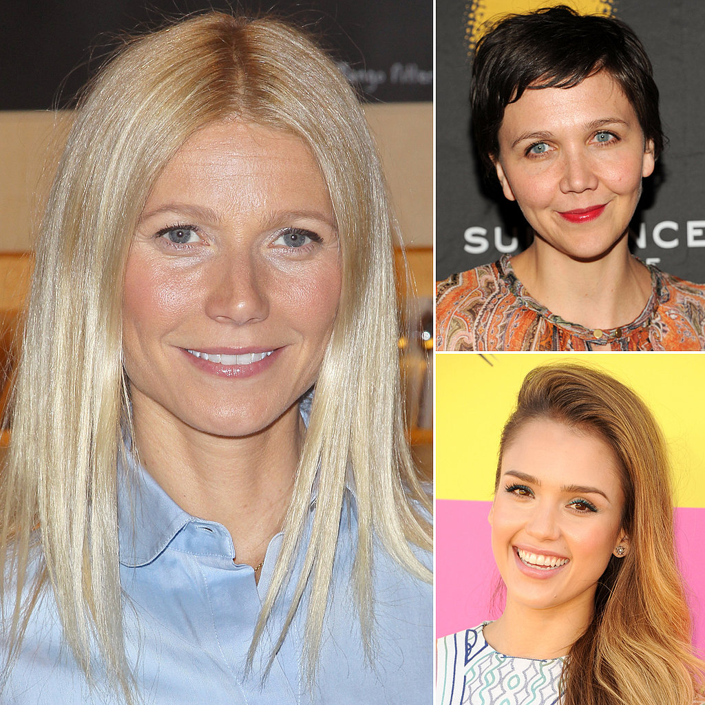 11 Celebrities Who Embrace Eco Beauty