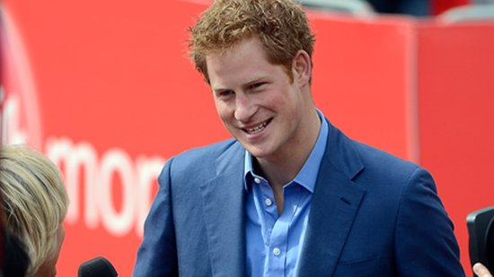 Details on Prince Harry's New Charitable Appearance!