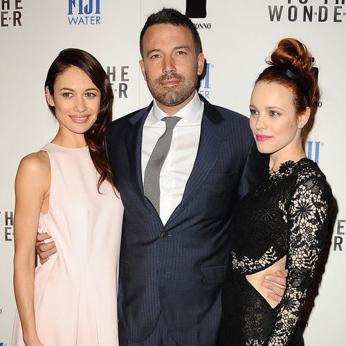 Ben Affleck at To the Wonder Premiere | Photos