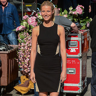 Gwyneth Paltrow on Good Morning America | Pictures
