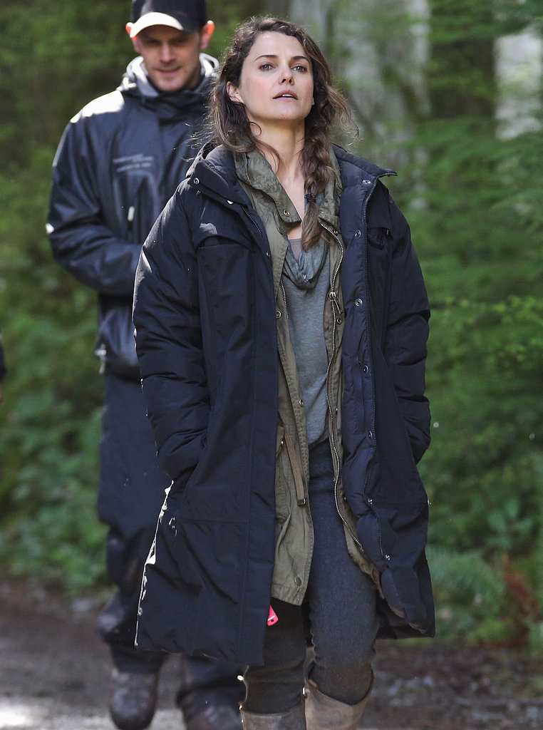 Keri Russell filmed in Vancouver.