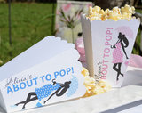 """About to Pop"" Popcorn Boxes"
