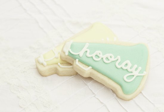 Hooray For Baby Cookies