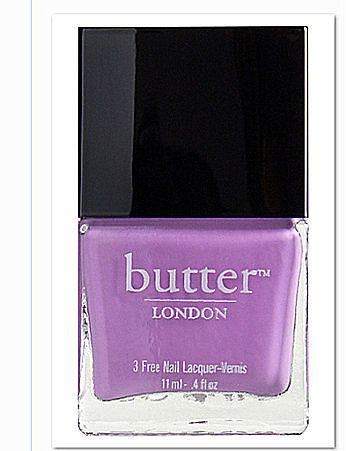 Butter LONDON 3 Free Nail Lacquer Molly Coddled