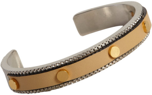 Balenciaga Bracelet Fin Guillochet