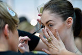 2013 MBFWA: Napoleon Takes the Makeup Sports Luxe For Alex Perry