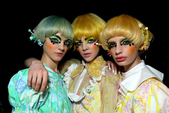 "2013 MBFWA: Candy Land ""Shrooms"" & Dolly Girls at Romance Was Born"