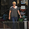 Liam Hemsworth Leaving Lunch in LA | Pictures