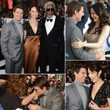 Tom Cruise Turns Up the Charm and Shoots Down a Rumor at the Oblivion Premiere