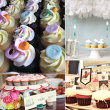 Shower Her With Sweetness: Baby Shower Cupcake Inspiration