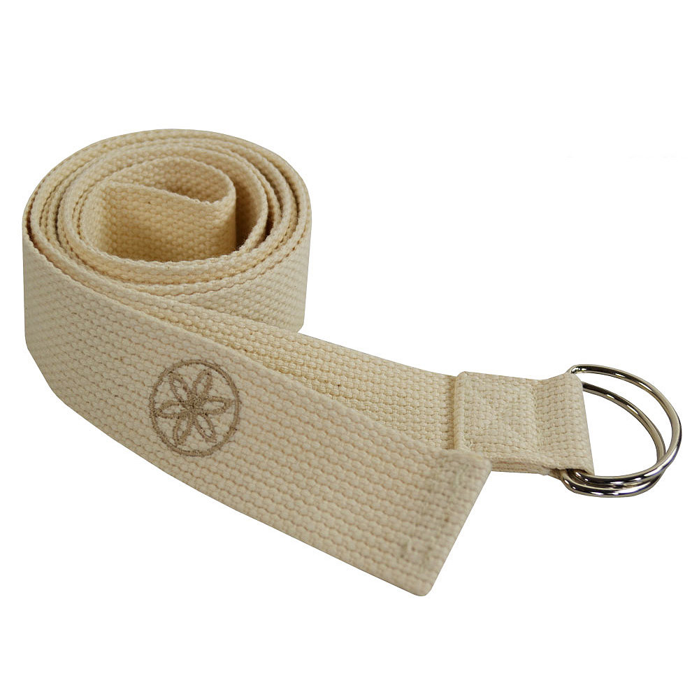 Gaiam Organic Cotton Yoga Strap
