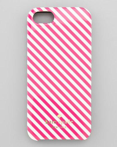 kate spade new york harrison striped iPhone 5 case