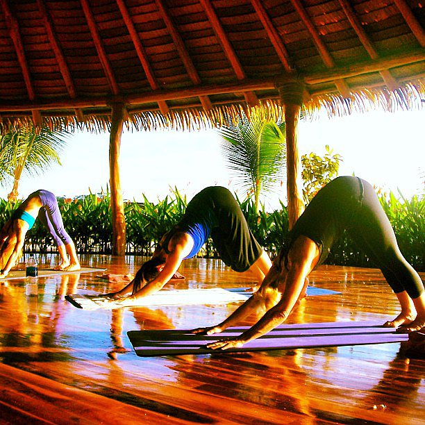Plan a Yoga Retreat