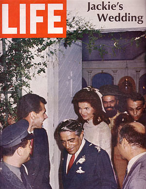 Mrs. Kennedy Becomes Jackie O.