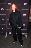 Grace Coddington at the Disconnect screening in New York.