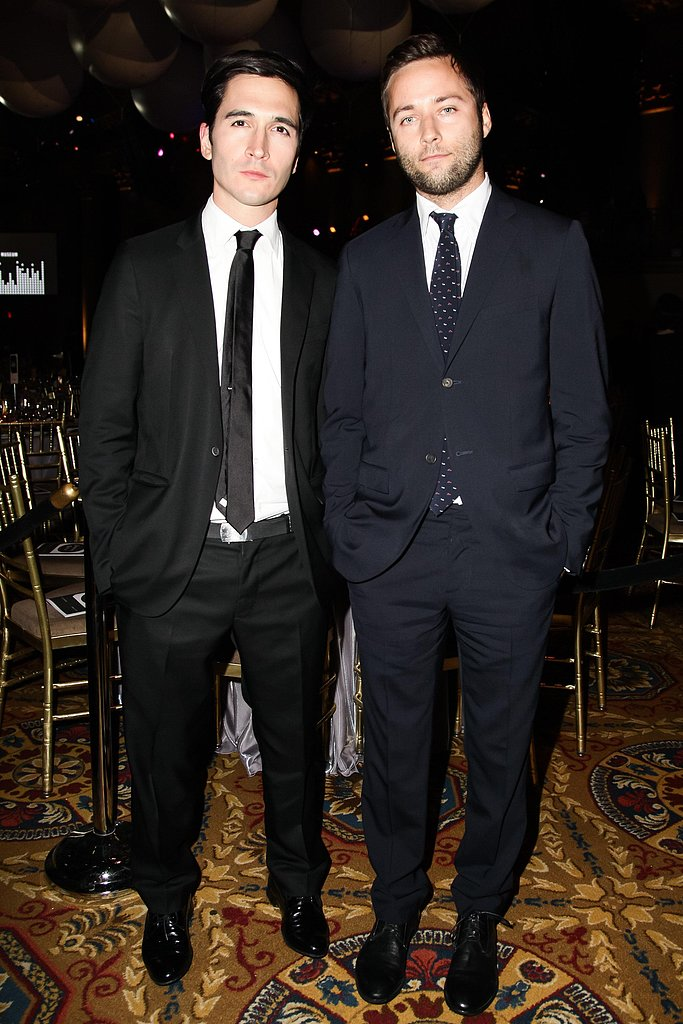Lazaro Hernandez and Jack McCollough at the New Museum Spring Gala in New York. Photo: Neil Rasmus/BFAnyc.com