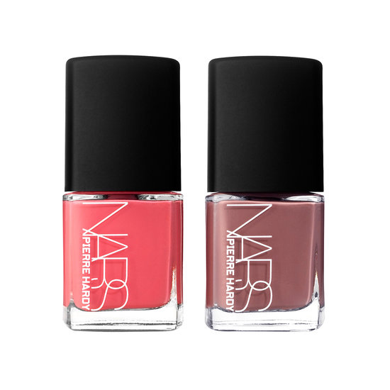 Out of all the polishes in the Nars x Pierre Hardy collection this Vertebra Nail Polish Pair was the winning set among our followers.