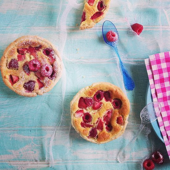 Berry Nice Tartlets