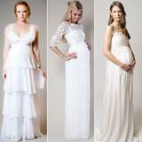Whether you're attempting to conceal your hint of a belly or flaunting a third-trimester baby bump, being a pregnant bride is no excuse not to look and feel fabulous. Luckily, there are plenty ofgreat maternity wedding dress options for the bride-to-be who's also a mom-to-be over on POPSUGAR Moms.