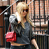 Sienna Miller Wears a Crop Top