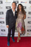 Matthew McConaughey and Camila Alves worked the red carpet together at a charity event in Austin in April 2013.