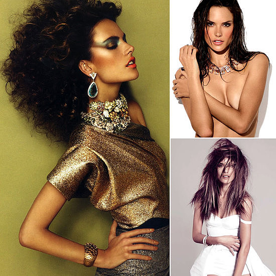 Alessandra Ambrosio turned one year older as we showcased her most stunning editorials.