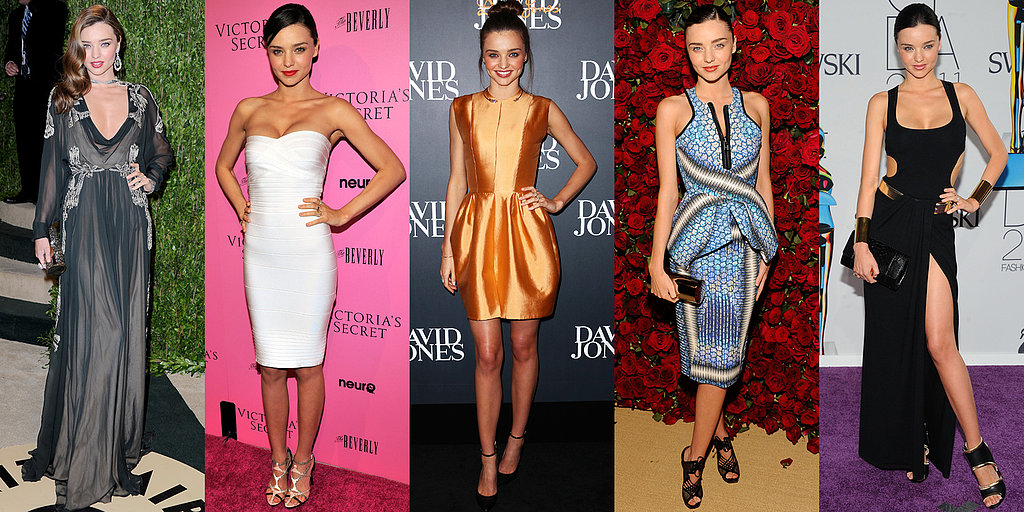 Miranda Kerr Makes Michael Kors Proud