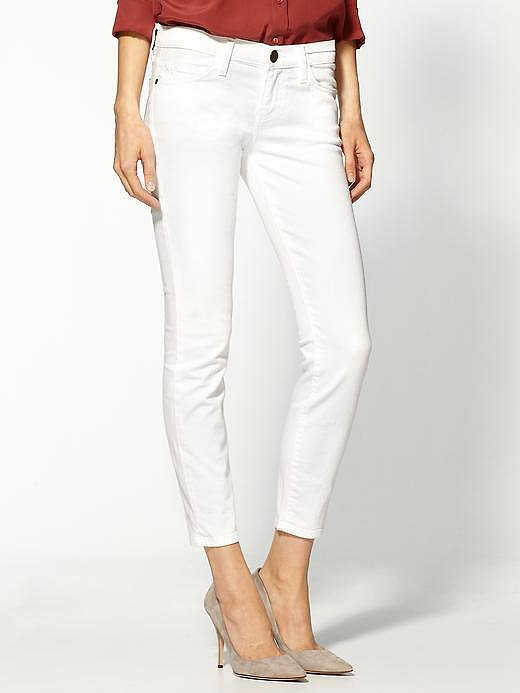 If you're looking for a wear-everywhere white jean, these Current/Elliott Stiletto jeans ($134, originally $168) fit the bill — dress them up with heels or down with sandals; the ankle crop is perfect for showing off all of your fancy footwork.