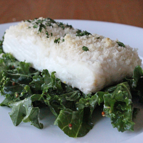 Panko-Crusted Fish Recipe