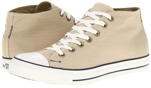 Converse - Chuck Taylor All Star Clean Mid (Tidal Foam) - Footwear
