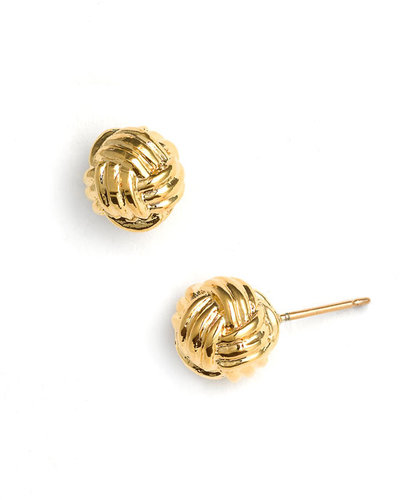 Kate Spade New York 'know The Ropes' Stud Earrings