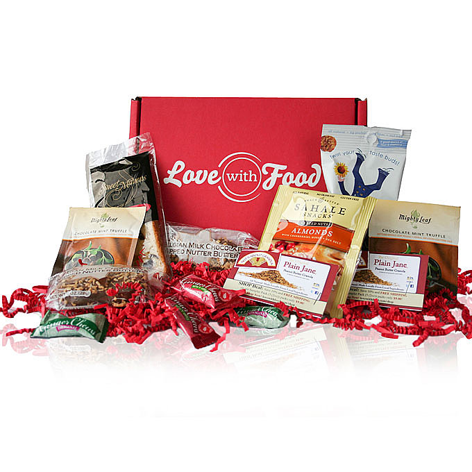 A Monthly Gourmet-Food Subscription